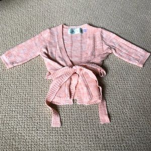 Anthropologie Slyn Mer Wrap Sweater